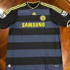 Adidas Chelsea FC Joe Cole Alternate jersey sz XL